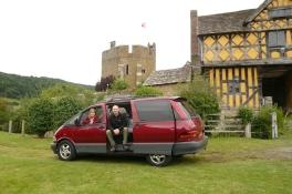 Photo courtesy of David Bourne (Location: Stokesay Castle, Shropshire)