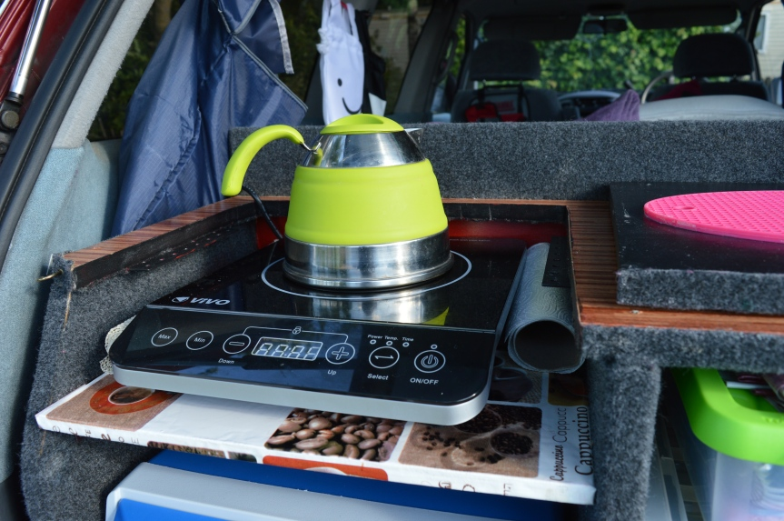 Campervan Kit: Have You Ever Thought About Having an Induction Hob in YourCampervan?