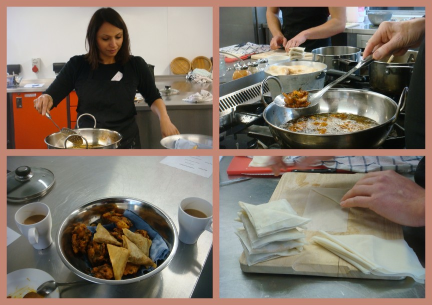My Curry Cooking Class Day