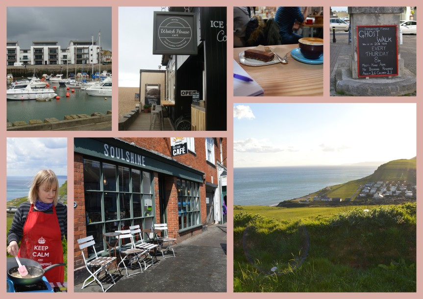 Campervan Adventures: 'January' (oops April) on the DorsetCoast