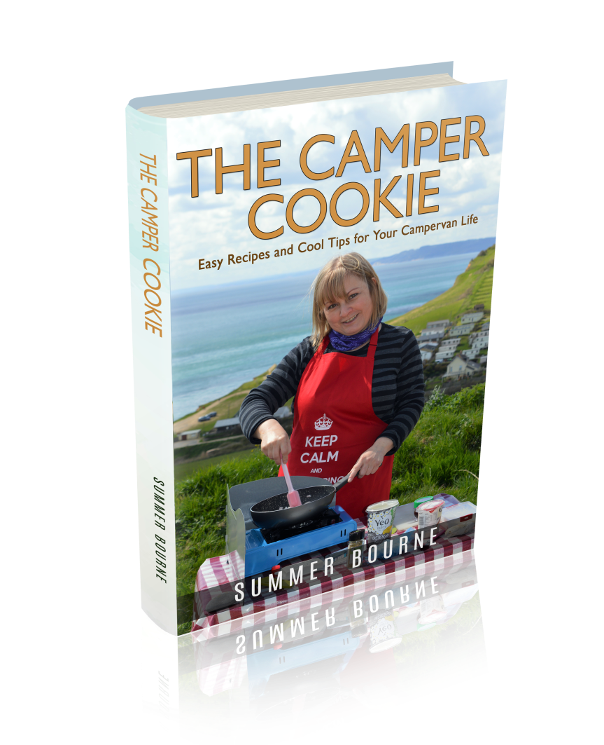 Campervan Cookbook: The 7 Surprising Things I learned from Writing a Cookbook