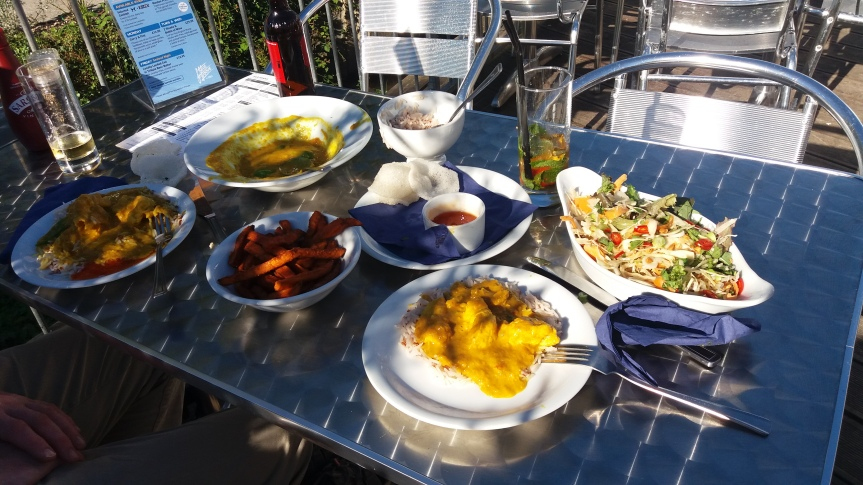 Campervan Eating Out: Don't be Afraid to 'Tapas-Up' YourMeal