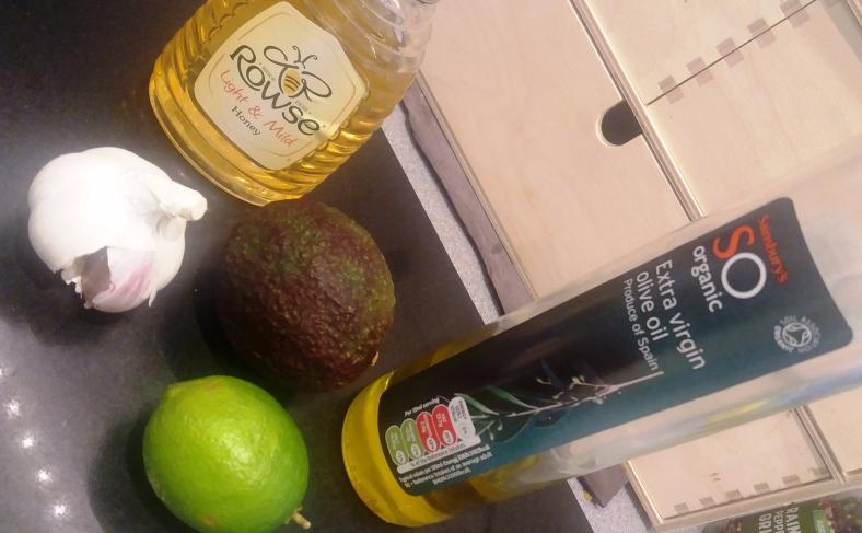Avocado Dressing Side