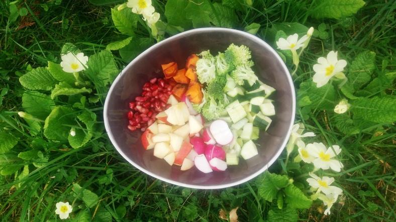 Micro Salad enhance