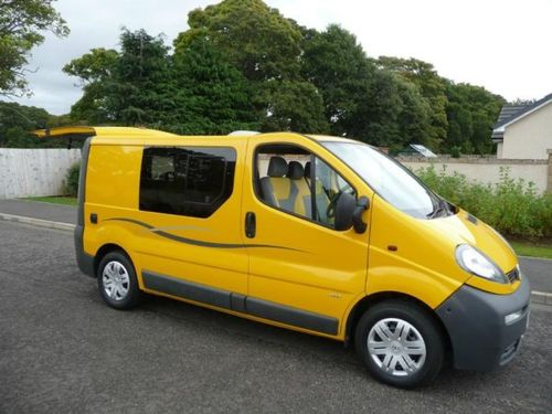QUEST FOR A NEW CAMPERVAN: Getting Harder to Find Good Vans