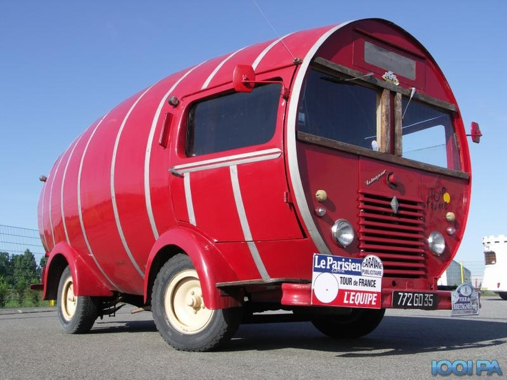 QUEST FOR A NEW CAMPERVAN: Is My Design Really SoWeird?