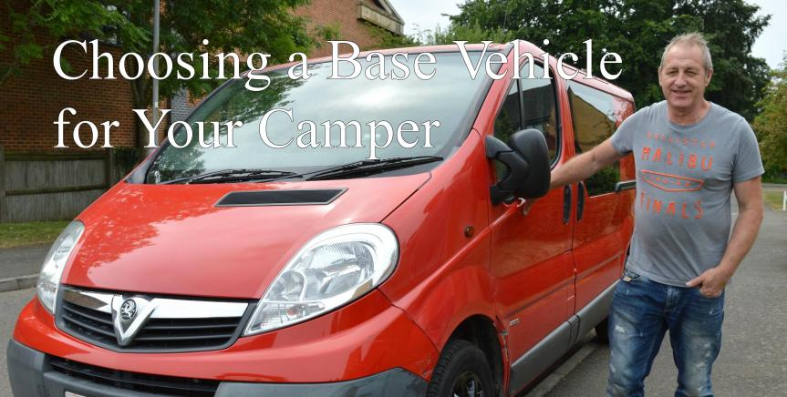 EXPERT Q&A: Choosing a Van for Your Campervan Conversion